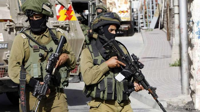 Israel execute Palestinian civilians without trial