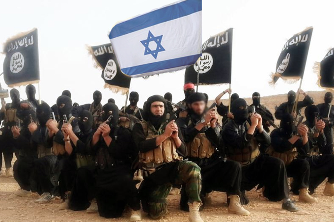Israeli officer admits that Israel sponsor ISIS