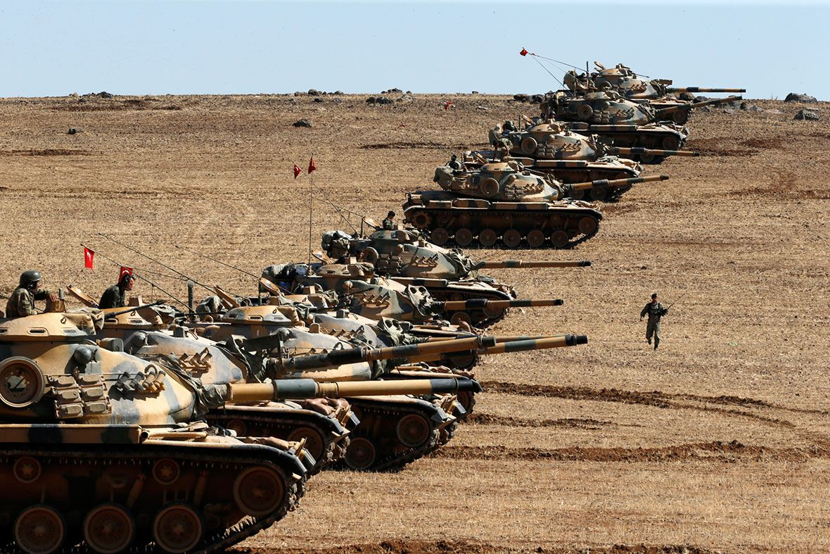 Syrian Kurds say they will end the Turkish-ISIS alliance by sealing the Syrian-Turkish border