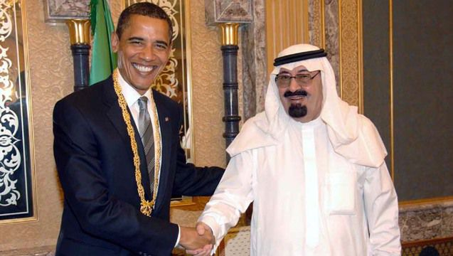 The Obama administration Struggles To Explain America's Allegiance To Saudi Arabia