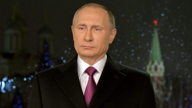 Putin says Russia will counteract the NATO 'threat'