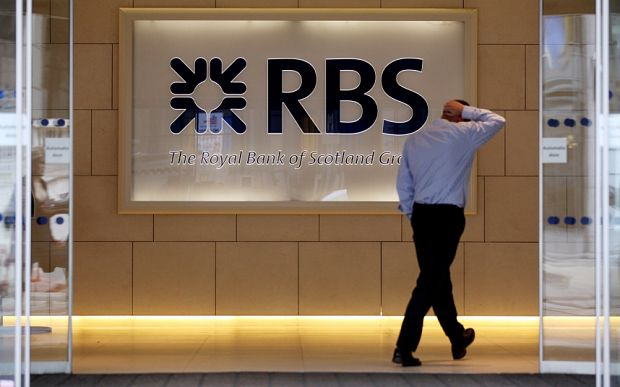 "RBS tell investors to ""sell everything"""