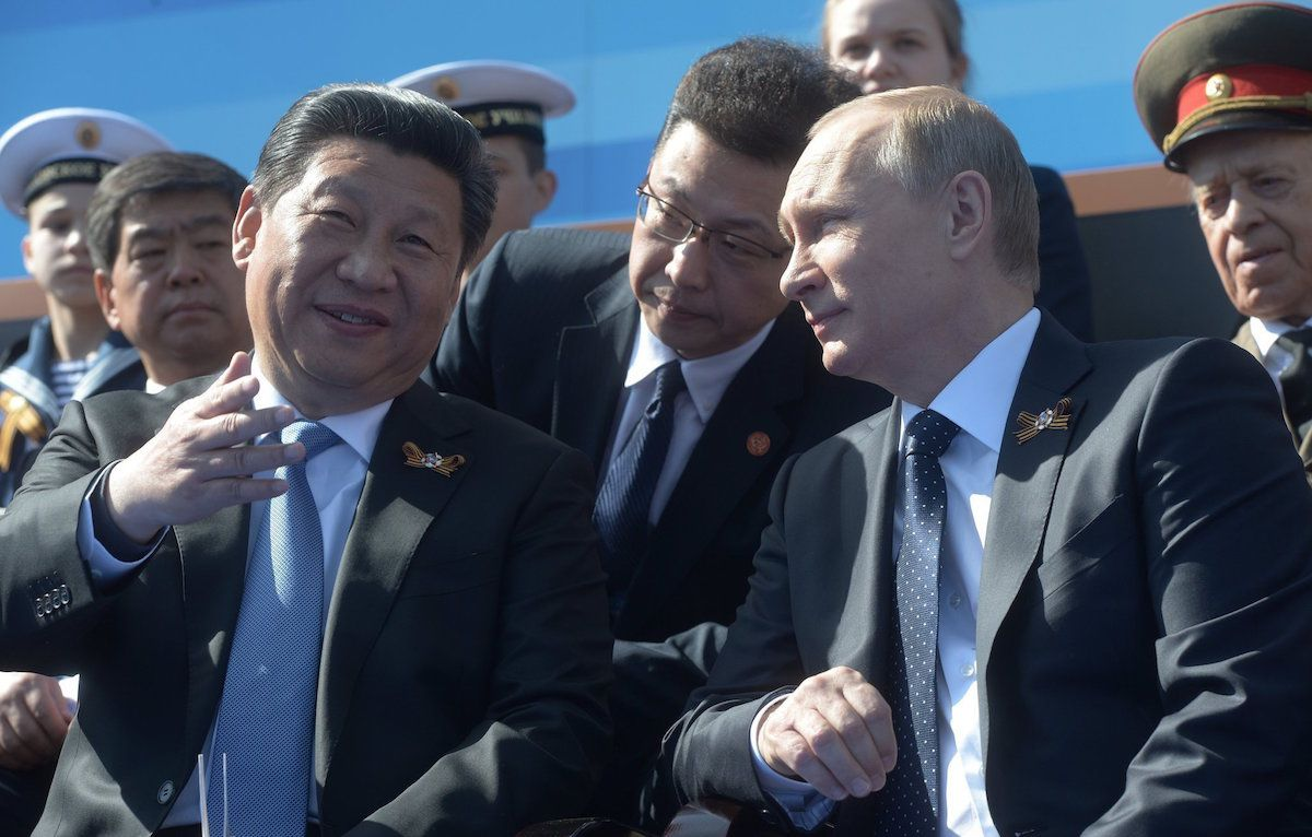 Russia and China say they will join military forces in order to defeat ISIS