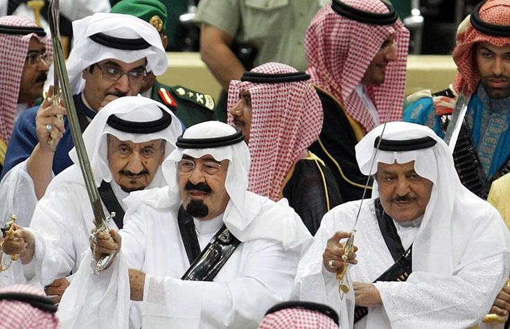 Iran have threatened to execute Saudi Arabia's royal family