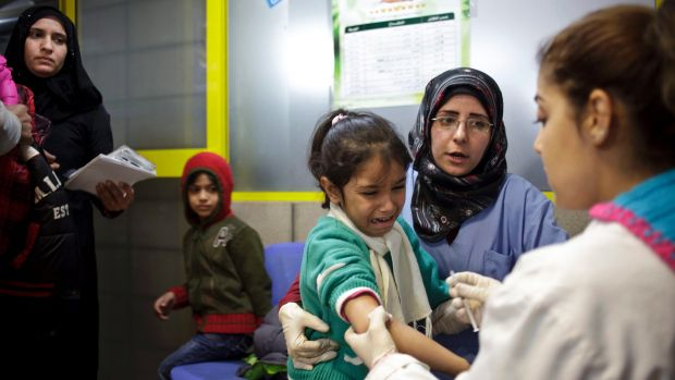 UN vaccination program in Syria has deliberately killed children