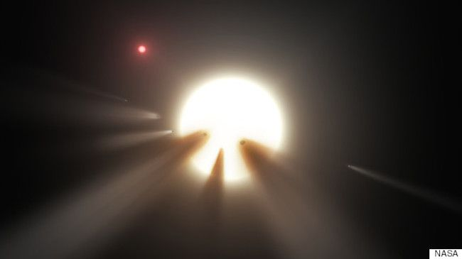 Alien megastructures mystery deepens, say scientists
