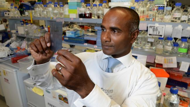 Australian scientists say they have developed a new cancer drug that melts cancer cells away