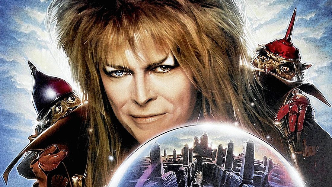 The Labyrinth film starring David Bowie - a blueprint for Mind Control