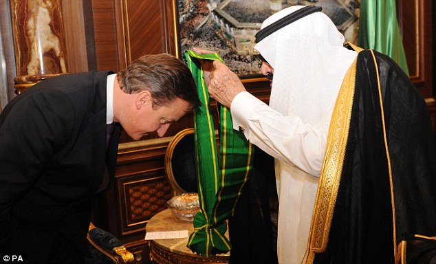 British PM David Cameron has refused to launch an inquiry over UK-made arms sales to Saudi Arabia