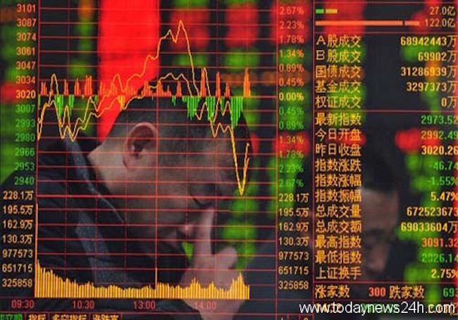 Chinese trading halted on 4th January