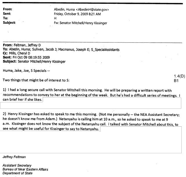 clinton-email-netanyahu-kissinger