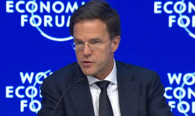 Dutch PM says Europe might collapse within weeks