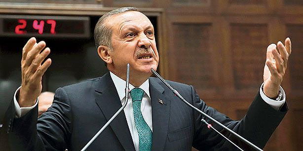 Turkey say that Russia's presence on the Syria-Turkey border is unacceptable to them