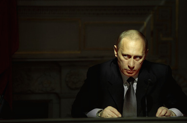 Putin says the illuminati hope to start world war 3 in 2016