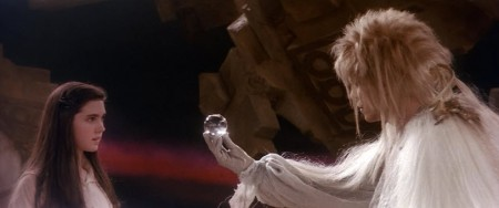 """""""Jareth asks Sarah to sell her soul in exchange of her dreams"""