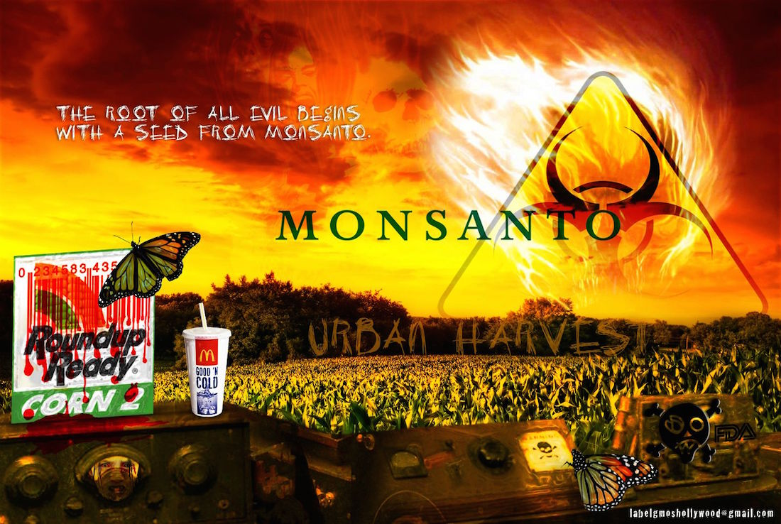 Monsanto had known their herbicide 'roundup' caused cancer over four decades ago