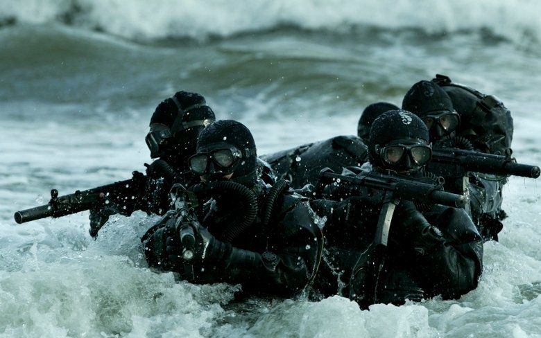 Navy Seals told to treat U.S. citizens as 'enemies' amid January war games