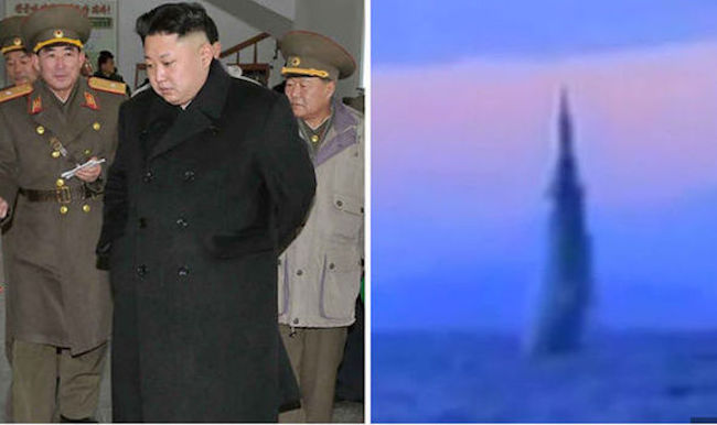 Kim Jong-un has said North Korea's h-bomb is capable of completely obliterating the United States