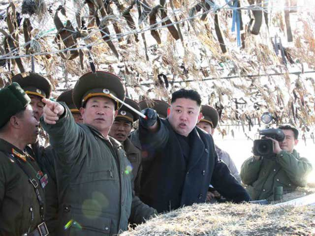 North Korea threaten South with war over propaganda broadcasts
