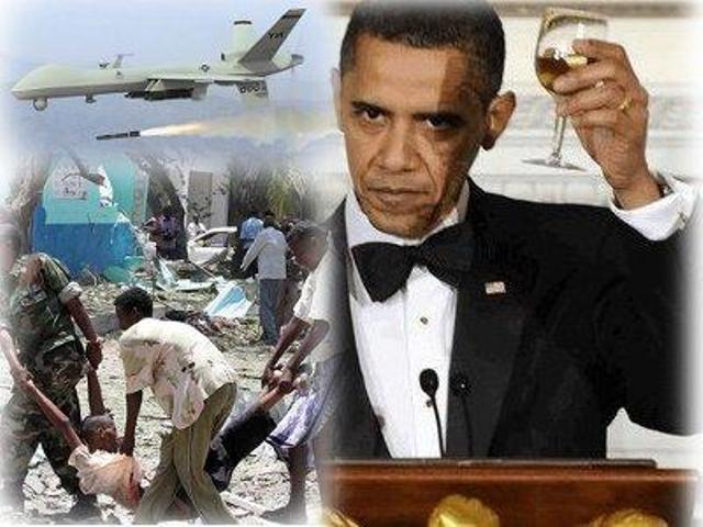Obama praises 'miracle bomb' that, miraculously, doesn't kill innocent civilians