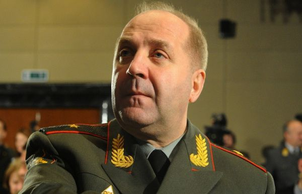 One of Russia's top military spies has been found dead under suspicious circumstances
