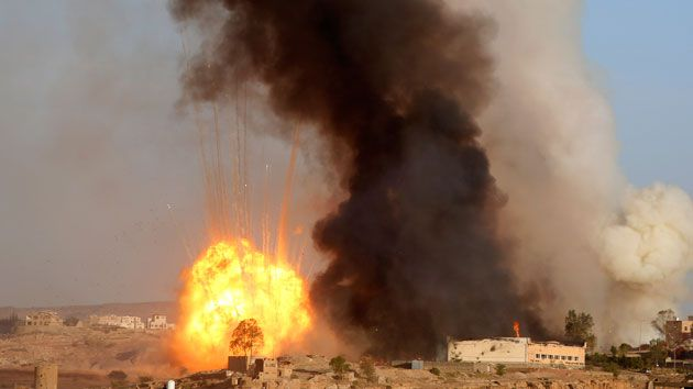Saudi Arabia has come under heavy criticism for using U.S.-made bombs on civilians