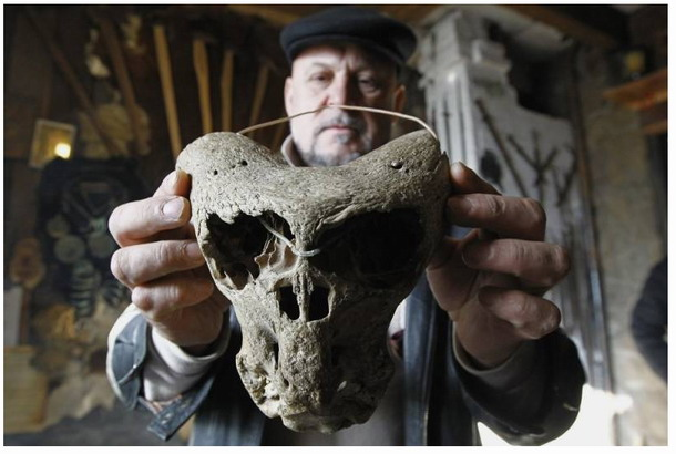 'Skull Of The Gods' Found In Russian Mountains