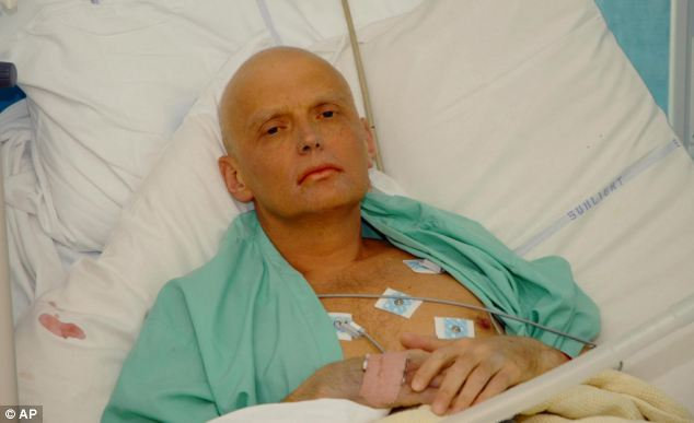 Litvinenko's brother says British spies killed him, not President Putin