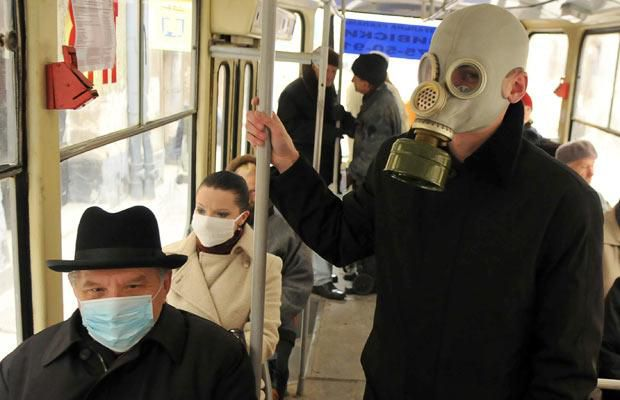 Swine Flu outbreak hits Ukraine