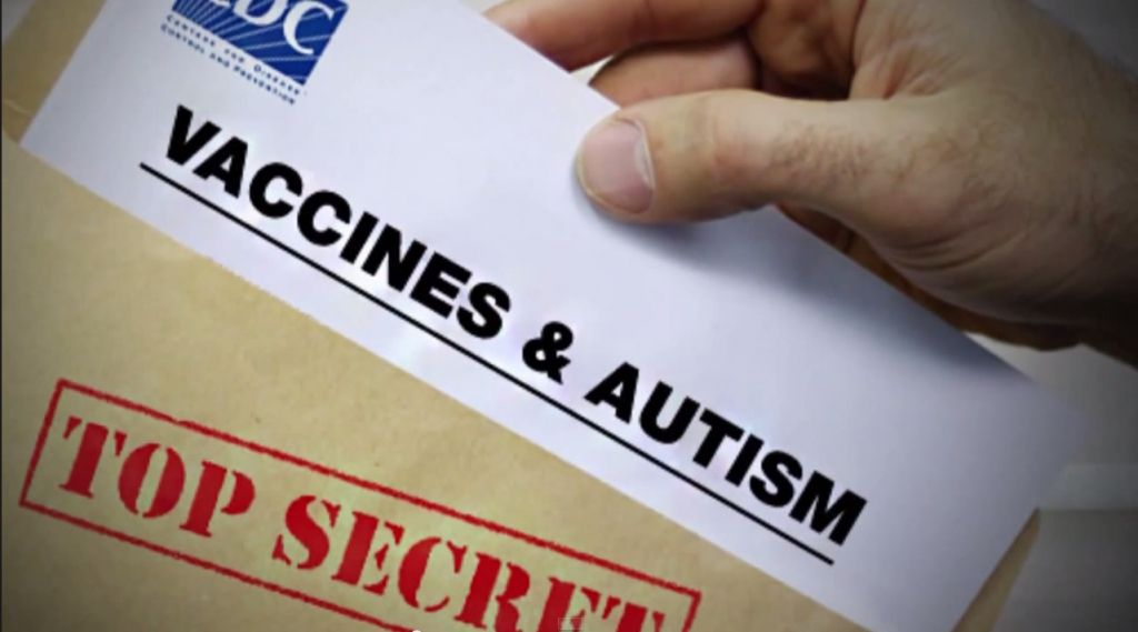 Ben Swann discusses the CDC cover-up of vaccines causing autism