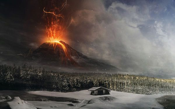 Scientists say supervolcano Yellowstone is about to blow, potentially killing millions of people