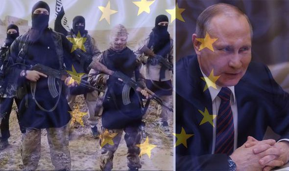 UK Military Warn Against Brexit Because Of 'Russia & ISIS Threats'