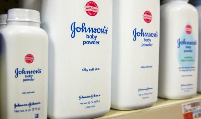 Johnson & Johnson Ordered To Pay $72m For Talc Cancer Death