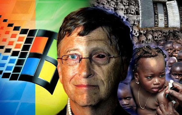Russia ban Bill Gates from the country, accussing him of engineering the Zika virus via GMO mosquitoes