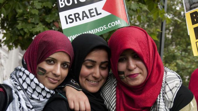 The boycotting of Israeli products in the UK could become a criminal offence
