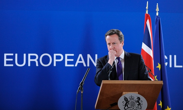 Cameron inadvertently outlines very good reasons for Britain to leave Europe