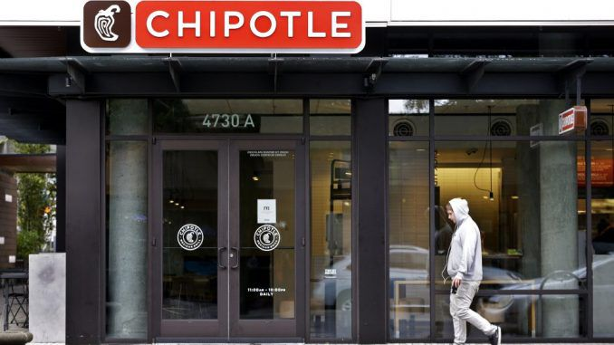 Federal Investigators look into claims that Chipotle was the victim of corporate sabotage amid E-coli crisis at the GMO-free fast food chain