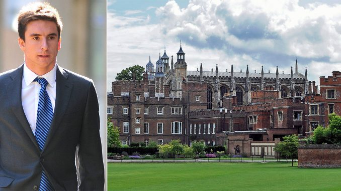 Eton Pupil Who Made & Shared Vile Child Abuse Images Is Spared Jail