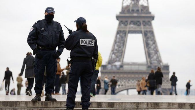 French Police To Be Equipped With Assault Rifles