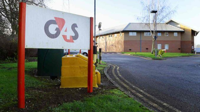 G4S Security To Sell Controversial 'Child Prison' Contracts