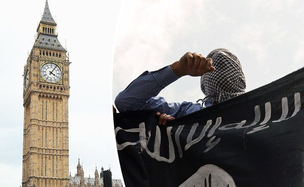 ISIS threaten horrific attack on UK soil that will turn children's hair white