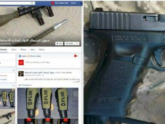 ISIS caught selling CIA-made weapons online