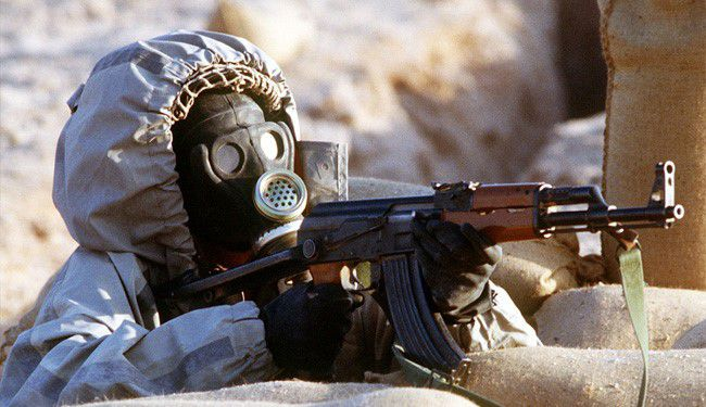 Intelligence chief confirms that ISIS has used chemical weapons