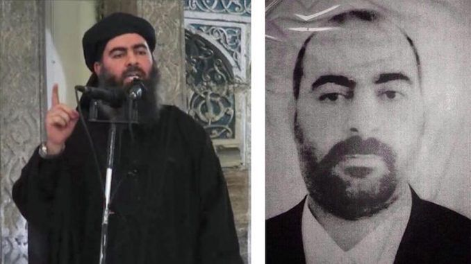 ISIS leader Al-Baghdadi has been exposed as being an undercover Mossad agent