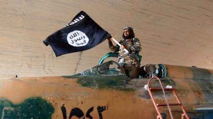 ISIS may have stolen radioactive material from Iraq