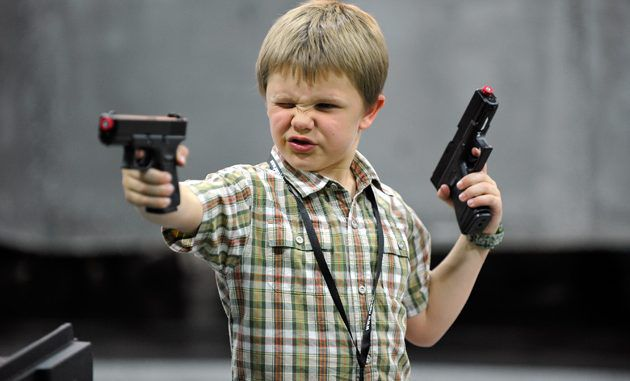 Lawmakers In Iowa Approve Bill To Let Children Have guns