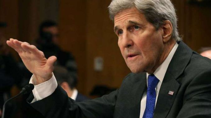 US Has A 'Plan B' For Syria – John Kerry