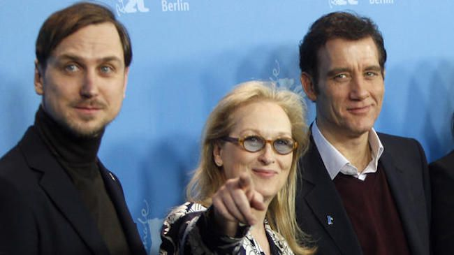 """Actress Meryl Streep told the Berlin International Film Festival jury that """"we're all Africans, really."""""""