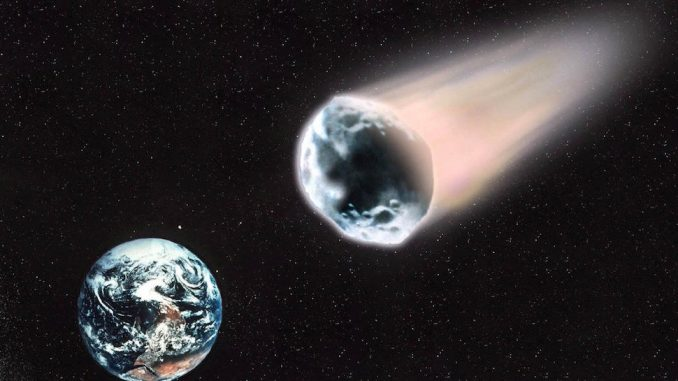 NASA admit that there is a risk that asteroid 2013 TX68 might actually hit earth next week in a dramatic U-turn