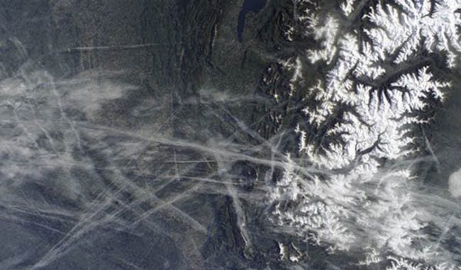 NASA release documents proving chemtrails to be real